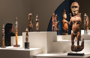 Savoy-Sarr report fails to dent tribal market, says Tefaf exhibitor