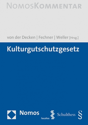 The new commentary on the German Act on the Protection of Cultural Property