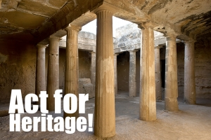Act for Heritage! - CoE Conference in Nicosia