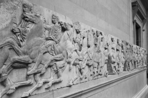 Greek Culture Minister Mendoni Slams British Museum Over Parthenon Gallery's Condition